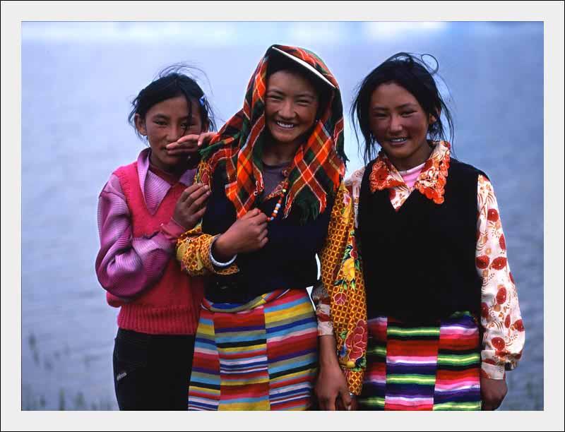 带着自行车去西藏 (七) 纳木错