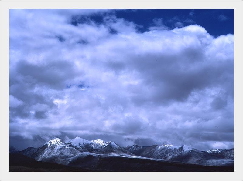 带着自行车去西藏 (九) 珠穆朗玛峰
