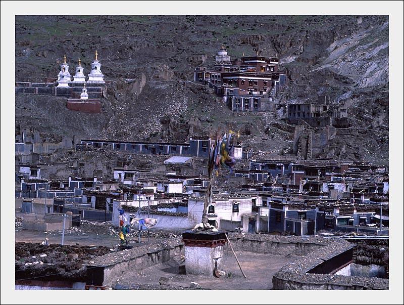 带着自行车去西藏 (十) 萨迦