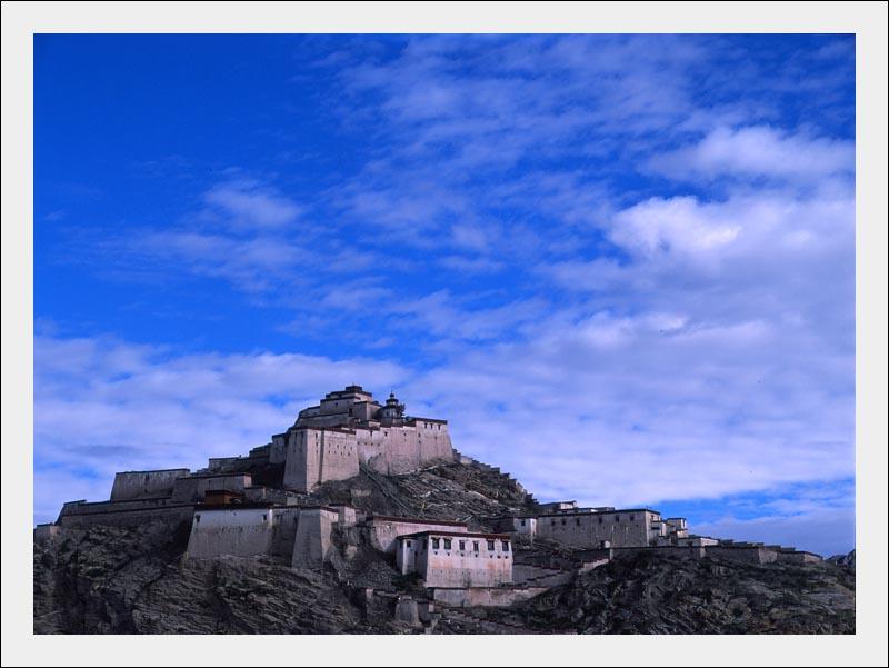 带着自行车去西藏 (十一) 江孜