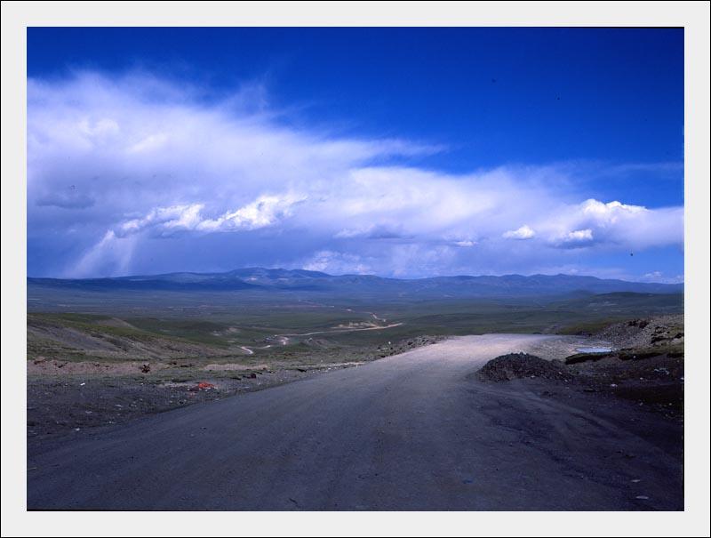 带着自行车去西藏 (十二) 藏北草原